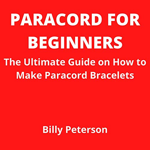 Paracord for Beginners cover art