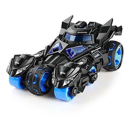 Ycco Carro de fundición Soldadura de la Liga de Justicia Modelo Batman Autorización del automóvil Dasher Juguetes Simulación Aire Retroceso Coche Juguetes Sonido y luces Modelo Vehículo Interior Exter