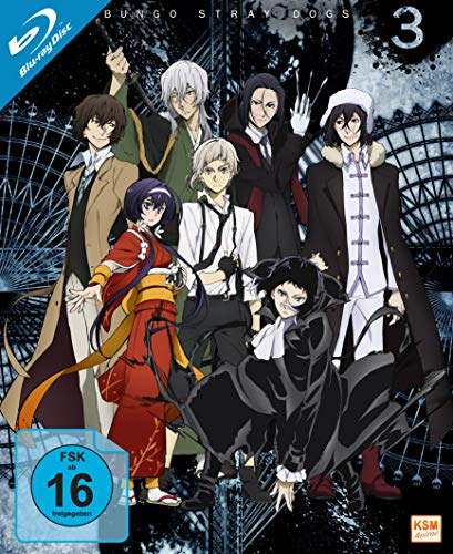 Bungo Stray Dogs - Staffel 3 [Blu-ray]