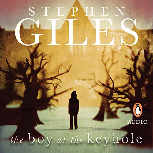 The Boy at the Keyhole cover art