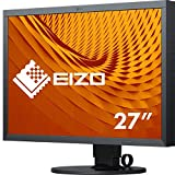 EIZO ColorEdge CS2731 68,5 cm (27 Zoll) Grafik Monitor (DVI-D, HDMI, USB 3.1 Hub, USB 3.1 Typ C, DisplayPort, 10 ms Reaktionszeit, Auflösung 2560 x 1440, Wide Gamut) schwarz