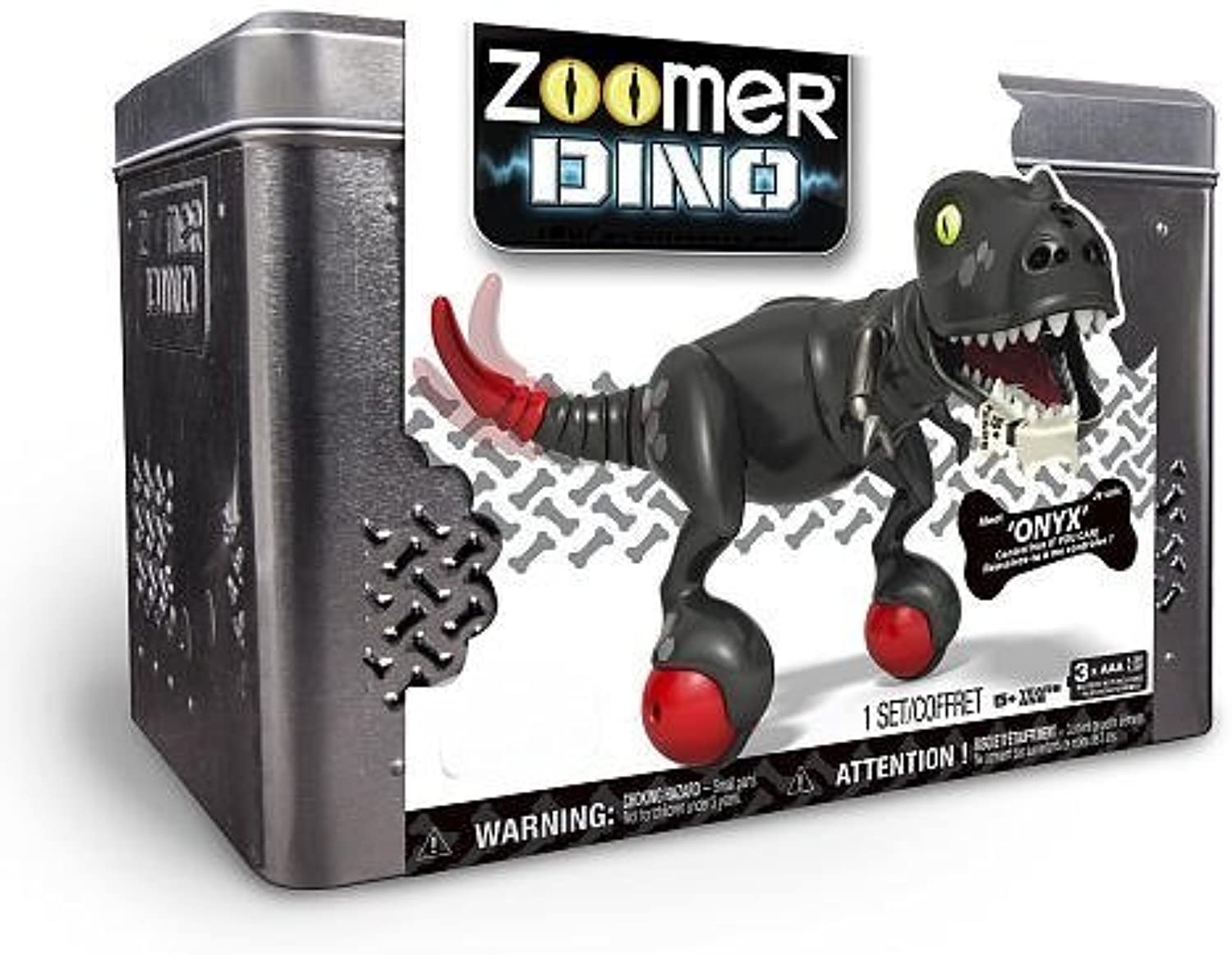 Zoomer Interactive Zoomer Dino Onyx Exclusive