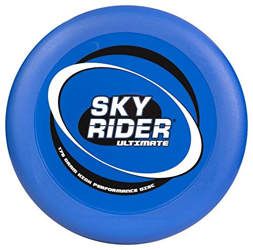 Wicked Vision WKSRU Wicked Sky Rider Ultimate 175 G Flying Disc, Random Colour Selected