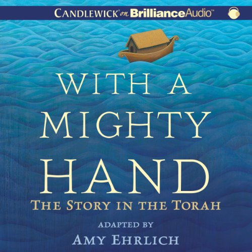With a Mighty Hand audiobook cover art