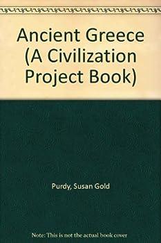 Ancient Greece (Civilization Project Book) 053104453X Book Cover