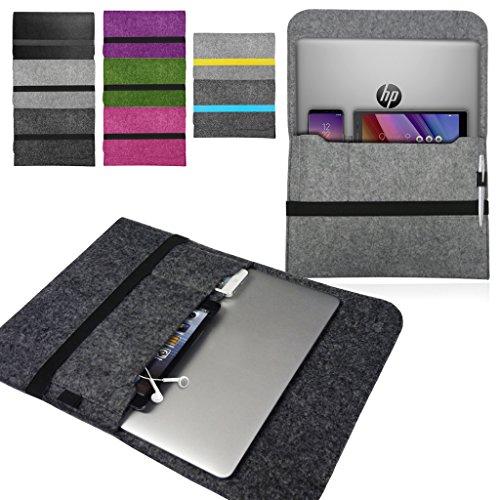 GUPi LOVE MY CASE/Smart Laptop, Notebook, NetBook Felt Sleeve Carrying Case, Cover Bag for HP Models Pavilion, Spectre, Envy