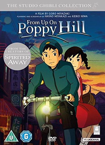 From Up On Poppy Hill [Edizione: Regno Unito] [Italia] [DVD]