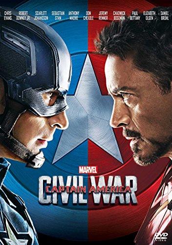 CAPTAIN MARVEL - CIVIL WAR - DOWNEY JR ROBERT - EVANS CHRIS - JOHANNSON SCARLETT - CAPTAIN AMERICA-CIVIL WAR (1 DVD)