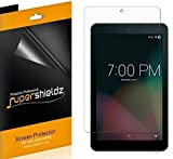 (3 Pack) Supershieldz for Sprint Slate 8 inch Tablet (AQT80) Screen Protector, High Definition Clear Shield (PET)