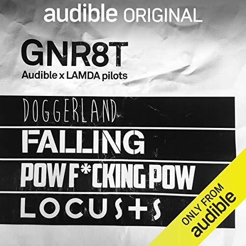 Page de couverture de GNR8T