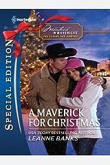 A Maverick for Christmas (Montana Mavericks: The Texans Are Coming! series Book 5) Kindle Edition