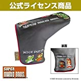 Enjoy Caddie Bag(エンジョイキャディーバッグ) スーパーマリオブラザーズ スーパーマリオブラザーズ パターカバー(ピンタイプ) SBPT002