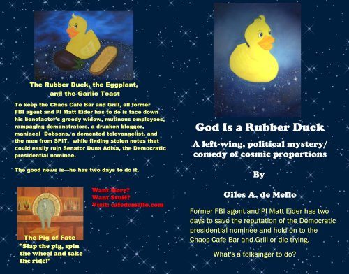 God Is a Rubber Duck (English Edition)