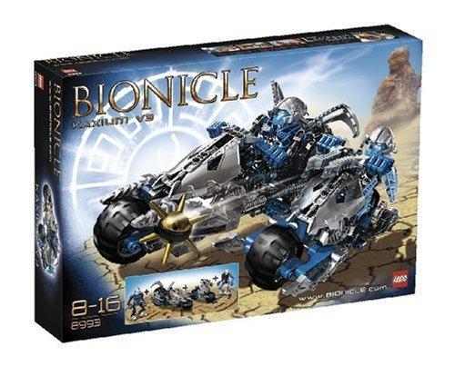 Légo - Lego Bionicle - Gladiateur : Kaxium V3