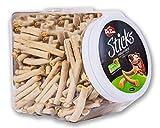 Dr. Zoo Golosinas para Perros Palitos Sticks Tarro x 1,25 kg Roll Pollo Chuches Snacks