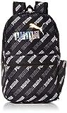 PUMA Rhythm Backpack Mochila, negro/blanco, Talla única Unisex Adulto