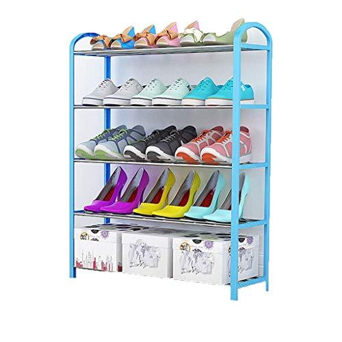 Diaod Zapatero, Simple Zapatos Impermeables de Almacenamiento de múltiples Capas de Pelo de Almacenamiento Hogar Multifuncional de Gran Capacidad