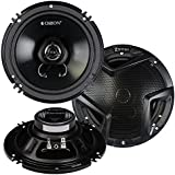 Two Pair 4 Speakers Orion ZT65SL COAXIAL...
