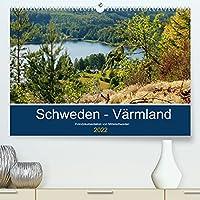 Schweden - Vaermland (Premium, hochwertiger DIN A2 Wandkalender 2022, Kunstdruck in Hochglanz): Fotodokumentation von der typisch schwedischen Natur in Vaermland. (Monatskalender, 14 Seiten )