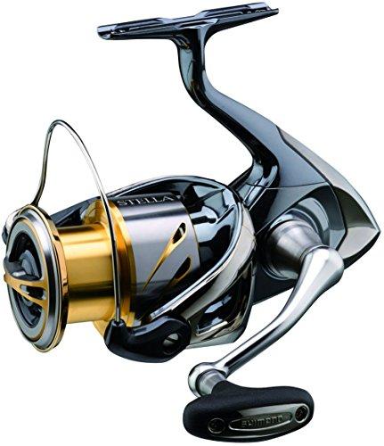 Shimano Stella FI STL2500HGSFI Spinning Fishing Reel, Gear Ratio: 6.0:1