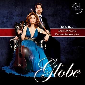 Globe (Globe Duo: Costanza Savarese, Andrea Oliva)