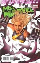Ms Marvel Issue 30 (2008 October) Secret Invasion tie in (Ms Marvel)