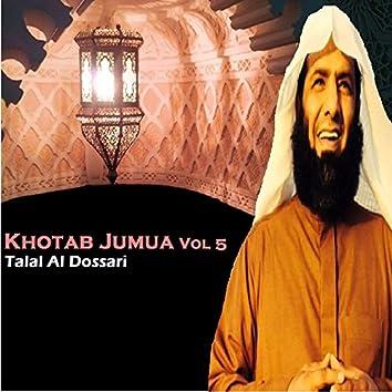 Khotab Jumua Vol 5 (Quran)