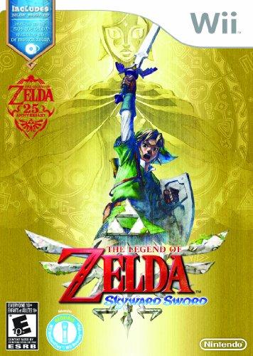 The Legend of Zelda: Skyward Sword (Wii) [Importación inglesa]