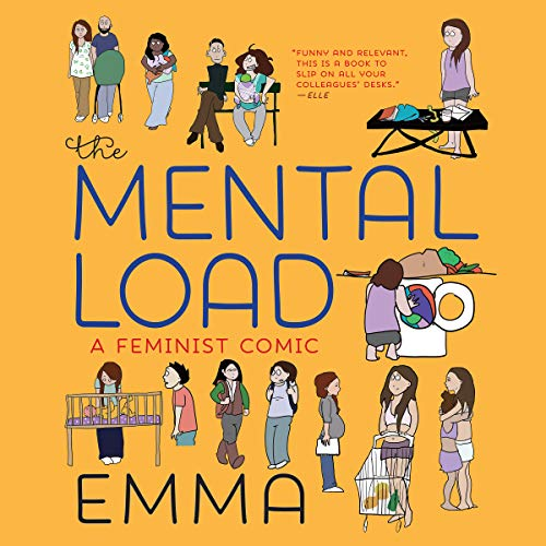 The Mental Load audiobook cover art