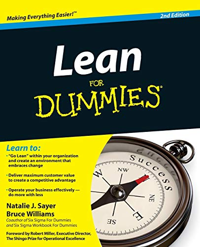 Lean for Dummies: Second Edition