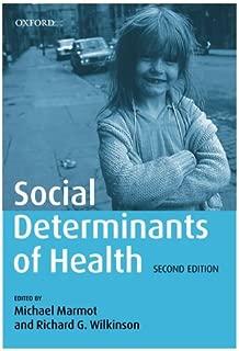 marmot social determinants of health