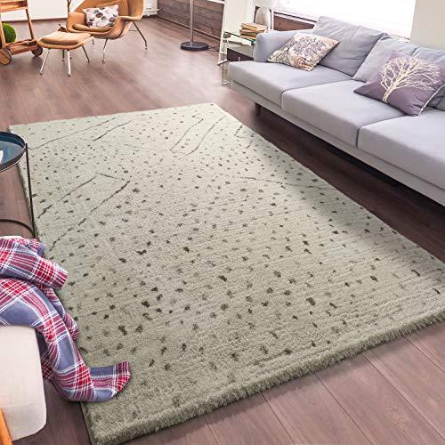 UNIVERSAL Tapis Ethnique Moana Dots Crème, 100% Polyester, 60 x 110 cm