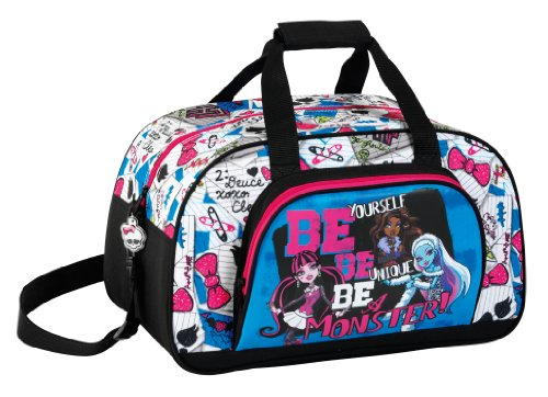 MONSTER HIGH BE YOURSELF - Sacchetto di sport - borsa da viaggio- Borsa da palestra