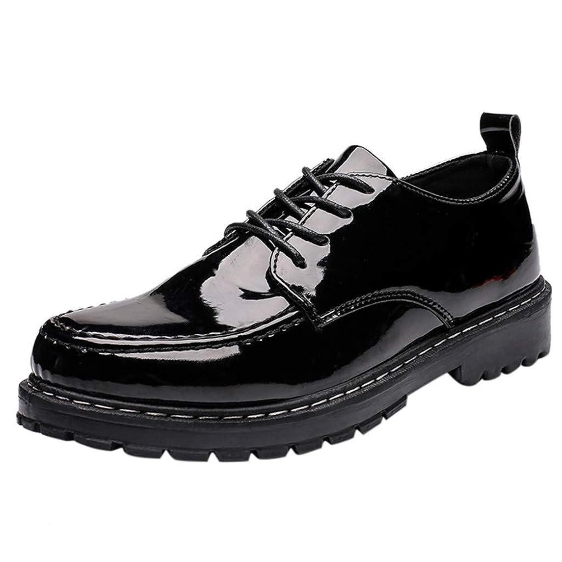 母音札入れ真実にEldori 革靴 リーガル ビジネスシューズ メンズ 靴 メッシュ メダリオン ウイングチップ 通気 メンズ ビジネスシューズ 紳士靴 レースアップカジュアル カジュアルシューズ メンズシューズ オールシーズン 就活 通勤