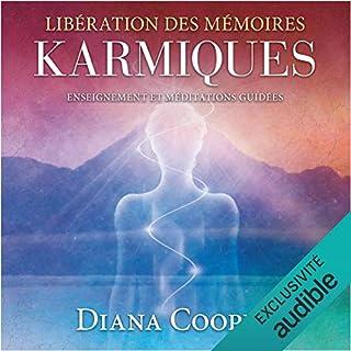Couverture de Libération des mémoires karmiques. Enseignement et méditations guidées