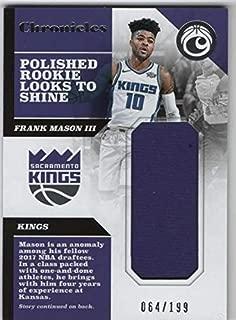 frank mason basketball jersey