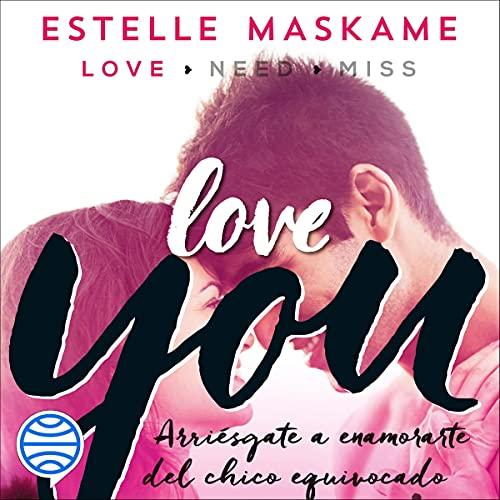 Love You (Spanish edition) Titelbild