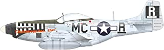 Eduard 1/48 Scale Ltd Edition US WWII P-51D Chattanooga Choo Choo - 11134 - Out of Production