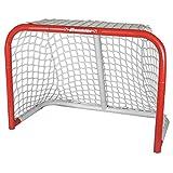 Franklin Sports NHL Steel Street Hockey Goal - Kids Street Hockey Net - 28' x 20' - Perfect for Skill Training