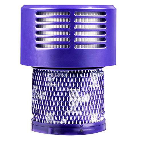 WuYan - Filtro grande lavabile per aspirapolvere Dyson V10 Sv12 Cyclone Animal Absolute Total Clean senza fili Sostituire il filtro