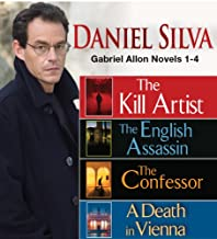 Daniel Silva GABRIEL ALLON Novels 1-4