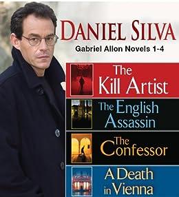 Daniel Silva GABRIEL ALLON Novels 1-4 by [Daniel Silva]