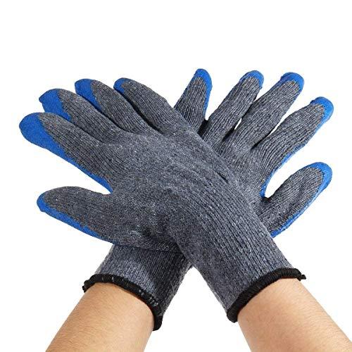 GLOVE Winter, Handschuhe, Baumwollhandschuhe, Fahrradhandschuhe, Fahrradzubehör, Schutzmagnet Arbeitssuche Handschuhe Rutschfeste, abriebfeste Handschuhe Hand