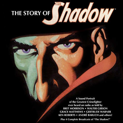 Story of the Shadow audiobook cover art