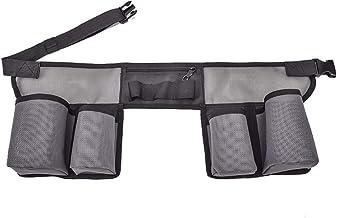 Jianghuayunchuanri Taille Tool Bag Taille Tool Opbergtas Met 4 Zakken Tool Reparatie Tas voor Elektriciens Technicus (Kleu...