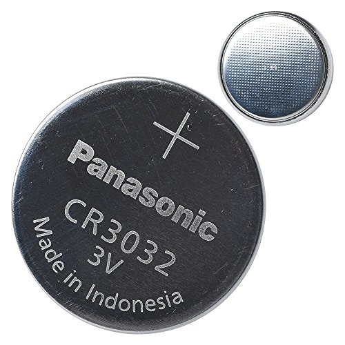 Panasonic CR3032 3V Lithium Cell Battery