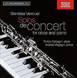 Solos de Concert for Oboe & Piano