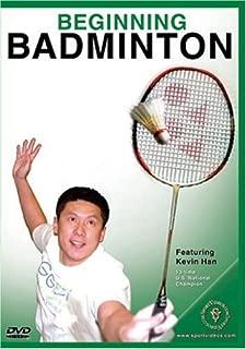 Beginning Badminton featuring Coach Kevin Han