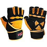 Ixion Gear Best Weightlifting Gloves for Crossfit or Workout