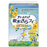 ユニチャーム チャームナップ 吸水さらフィ パンティライナー コンパクト 無香料 44枚 まとめ買い(×36)